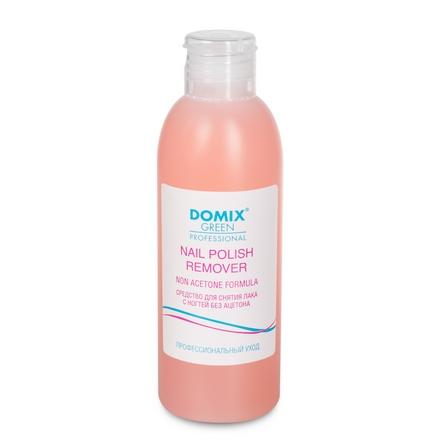 Купить Domix, Nail Polish Remover Non Aceton Formula, Средство для снятия лака, 200 мл