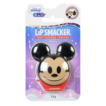 Фото - Lip Smacker, Бальзам для губ Mickey Ice Cream Bar lip smacker emoji smacker mickey ice cream bar