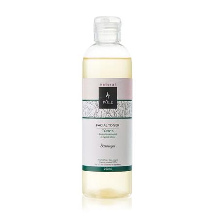Pole, Тоник «Эхинацея»Тоник для лица<br>Тонизирующее средство для нормальной и сухой кожи с растительными экстрактами и маслами (250 мл).