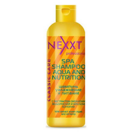 Купить NEXXT professional, Шампунь Aqua and Nutrition, 250 мл
