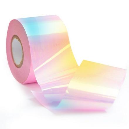 Patrisa nail, Фольга «Битое стекло», Розовые очки