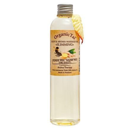 Купить OrganicTai, Масло для тела «Для похудения», 260 мл