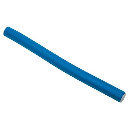Dewal, Бигуди-бумеранги, синие, 14х180 мм фото