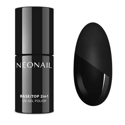 Купить NeoNail, Покрытие для гель-лака Base/Top 2 in 1, 7, 2 мл, NeoNail Professional