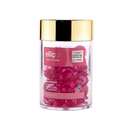 Купить Ellips, Масло для волос Hair Treatment, 50x1 мл