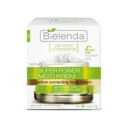 Купить Bielenda, Корректирующий крем для лица, 50 мл