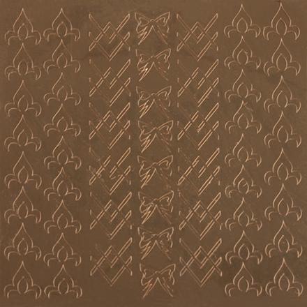 KrasotkaPro, Металлизированные наклейки M7g, золото