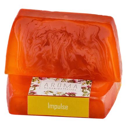 Купить Aroma Home & Spa Therapy, Мыло Impulse, 100 г