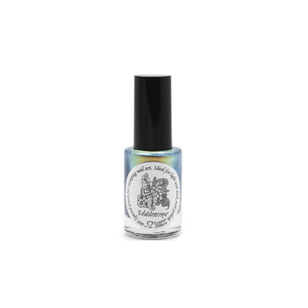 El Corazon, Kaleidoscope краска для стемпинга stm-52Краски для стемпинга<br>Лак-краска (8 мл) золотисто-зеленый с голографическим эффектом.<br><br>Объем мл: 8.00