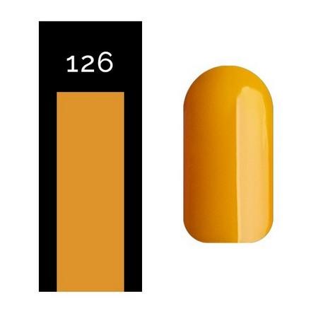 Купить Cosmoprofi, Гель-лак Color Coat №126, Оранжевый