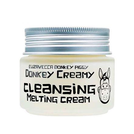 Elizavecca, Крем-масло Donkey Creamy Cleansing Melting, 100 мл