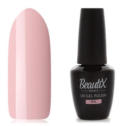 Купить Beautix, Гель-лак №615, Розовый