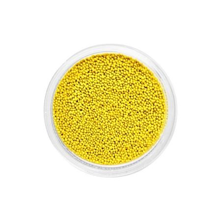 InGarden, Бульонки №1 (золото)Бульонки<br>Золотые бульонки для дизайна ногтей.
