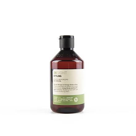INSIGHT, Масло для укладки волос Styling, 250 млКрем для укладки волос <br>Средство для естественной укладки и выпрямления вьющихся волос.