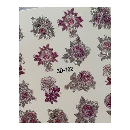 AnnaTkacheva,3D-слайдерCrystal№702 «Цветы. Цветочки» фото