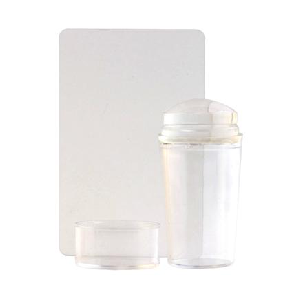 Купить TNL, Штамп для стемпинга, прозрачный, TNL Professional
