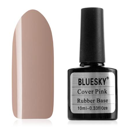 Bluesky, Камуфлирующая каучуковая база Rubber Base Cover Pink,  №09
