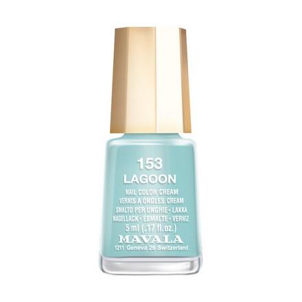 Купить Mavala, Лак для ногтей №153, Lagoon, Синий