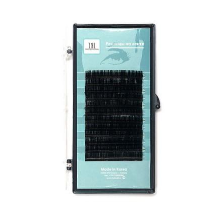 Купить TNL, Ресницы на ленте №10, 0, 07 мм, D-изгиб, TNL Professional