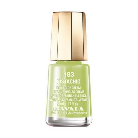 Купить Mavala, Лак для ногтей №183, Pistachio, Зеленый