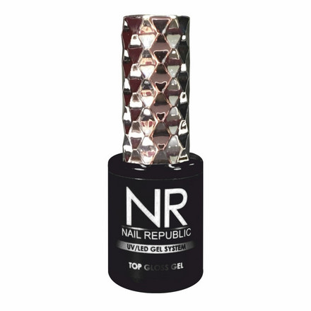 Купить Nail Republic, Топ Gloss, 10 мл