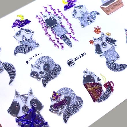 Купить Anna Tkacheva, 3D-слайдер Crystal HT №120