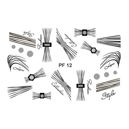 Freedecor, Cлайдер-дизайн PF12 фото