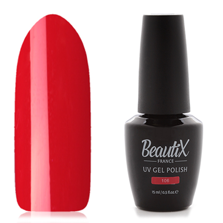 Beautix, Гель-лак №106, 15 мл