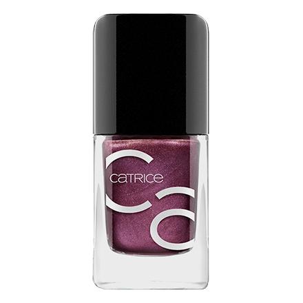 Купить CATRICE, Лак для ногтей ICONails №80, Cherry Bite, Фиолетовый