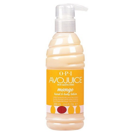 OPI Avojuice Mango Lotion 200 ml