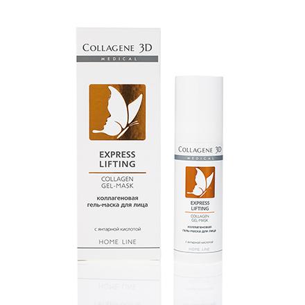 Купить Medical Collagen 3D, Гель-маска для лица Express Lifting, 30 мл, Medical Collagene 3D
