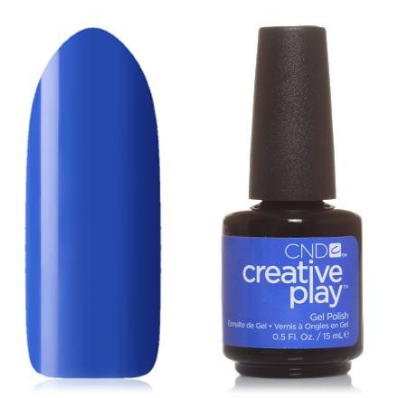 Купить CND, Creative Play Gel №440, Royalista, CND (Creative Nail Design), Синий