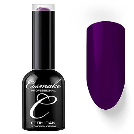 Купить Cosmake, Гель-лак №126, Фиолетовый