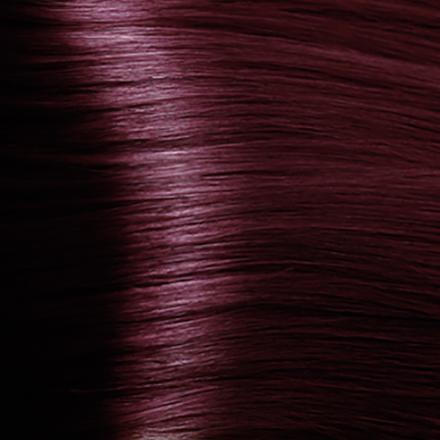 Kapous, Крем-краска для волос Studio Professional 6.62, темный красно-фиолетовый блонд, 100 мл black sintesis colore creme крем краска для волос 6 52 темный блондин красно фиолетовый black