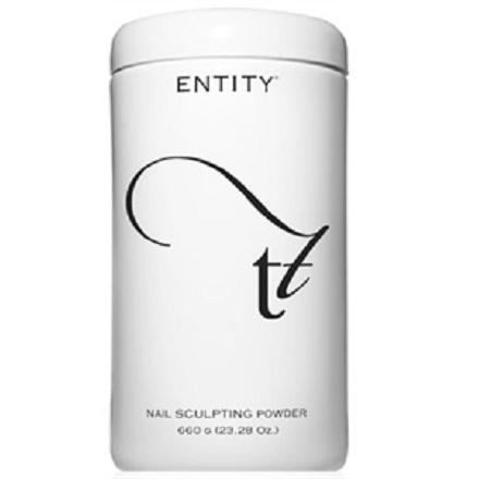 Entity, Акриловая пудра White Powder, 660 гр