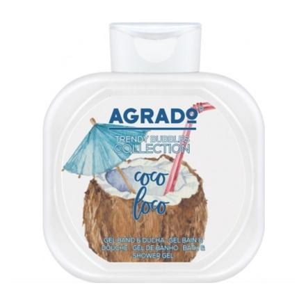 Agrado, Гель для душа «Пина колада», 750 мл фото