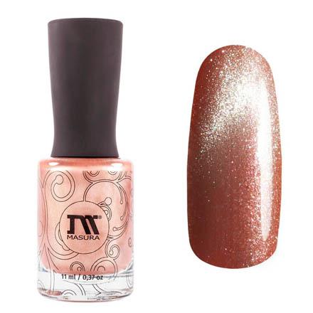 Купить Masura, Лак для ногтей №904-248, Касуми, 11 мл, Розовый