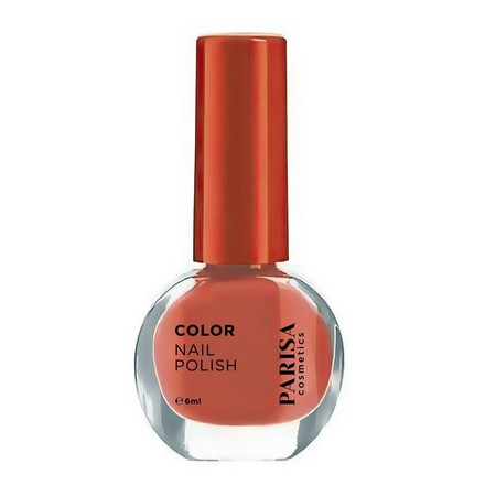 PARISA Cosmetics, Лак для ногтей №112, Оранжевый  - Купить