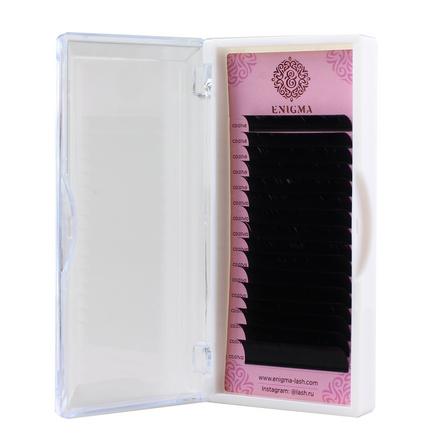 Купить Enigma, Ресницы на ленте 0, 07/8-12 мм, С-изгиб