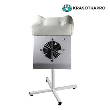 KrasotkaPro, Пылесос для педикюра c подставкой, белый, 65W