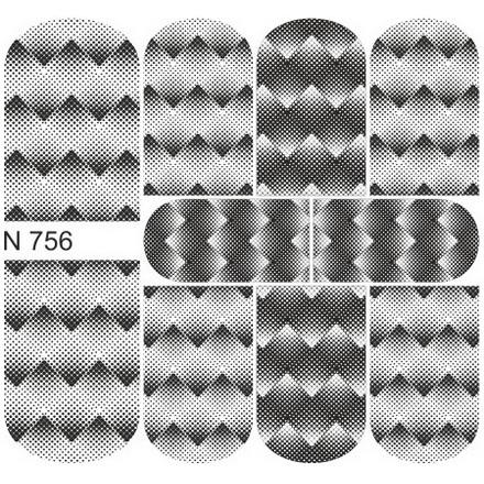 Milv, Слайдер-дизайн N756