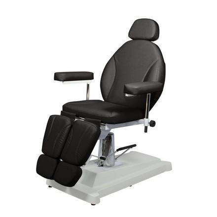 Купить Мэдисон, Кресло педикюрное «МД-02», черное