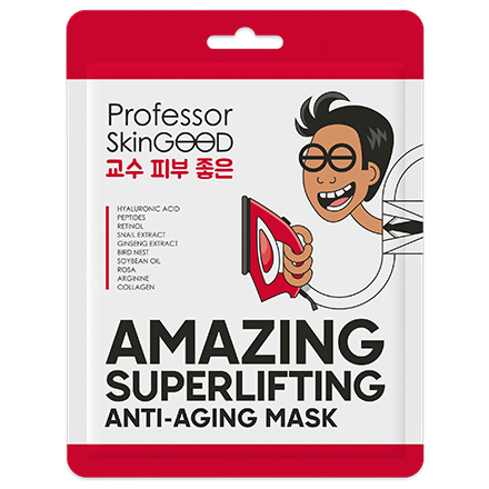 Professor SkinGOOD, Маска для лица Amazing Superlifting Anti-Aging, 1 шт.