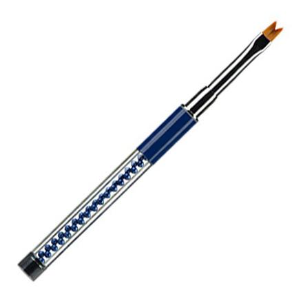 Irisk, Кисть фигурная «Ласточкин хвост», с декоративной ручкой