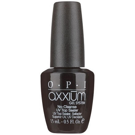 OPI Axxium No-Cleanse UV Top Sealer 15 ml (топ)