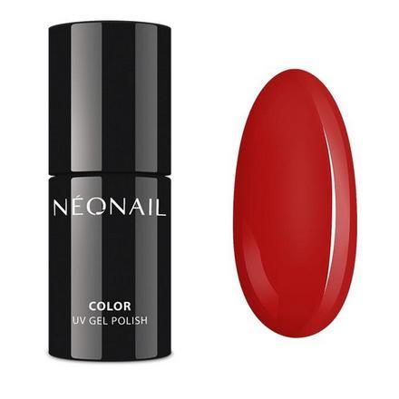 Купить NeoNail, Гель-лак №7750-7, Mrs. Red, NeoNail Professional, Красный
