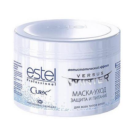 Estel, Маска-уход для волос Curex Versus Winter защита и питание, 500 мл