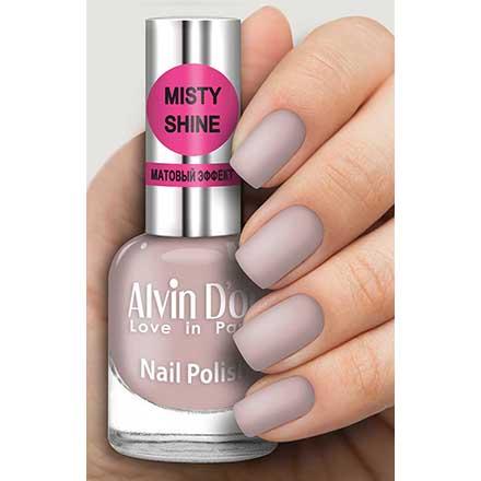 Купить Alvin D`or, Лак Misty shine №516, Alvin D'or, Сиреневый