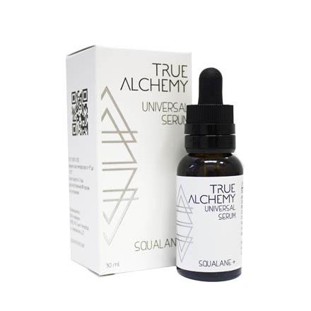 True Alchemy, Универсальная сыворотка Squalane Plus, 30 мл