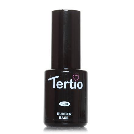 Tertio, База Eco Line каучуковая, 10 млБазы для шеллака<br>Каучуковое базовое покрытие, база.<br><br>Объем мл: 10.00
